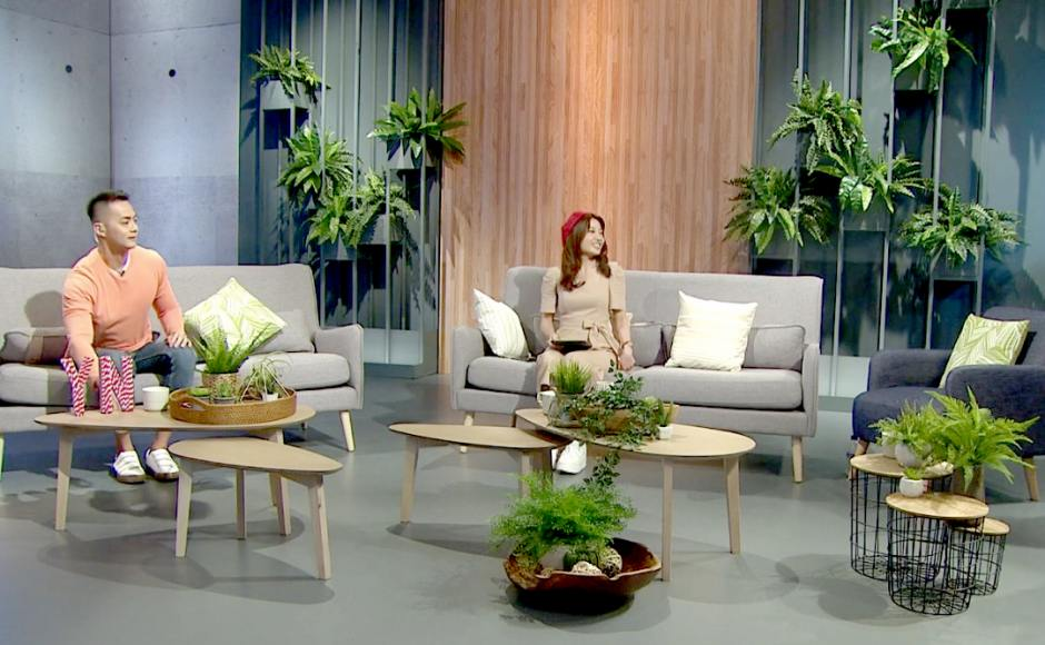 Frontline Connects, Channel 8 - Mediacorp | Product Seen: [Moore Coffee Table - (Nestable), Rexton 1–Seater Sofa & Michigan 2.5-Seater Sofa]