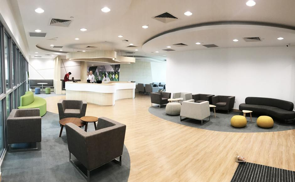 German European School Singapore | Product Seen: [Ding Dong Modular Sofa, Chimo – Medium, Chimo – Small, Wave Modular Sofa – Right, Tempo 3-in-1 Coffee Table & Roche Sofa]<br />