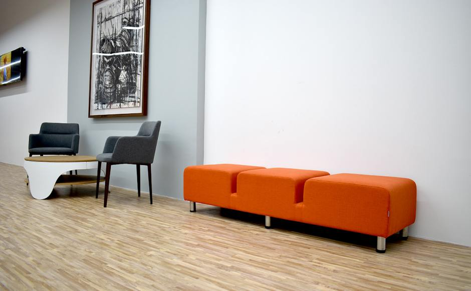 Ingram Micro Asia Ltd - Kallang Bahru | Product Seen: [Colette Bench, Grange Armchair & Zashima Coffee Table – Big]