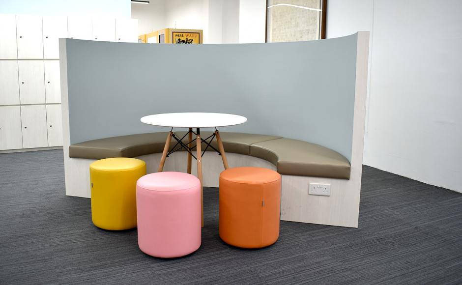 Ingram Micro Asia Ltd - Kallang Bahru | Product Seen: [Pouf Round]