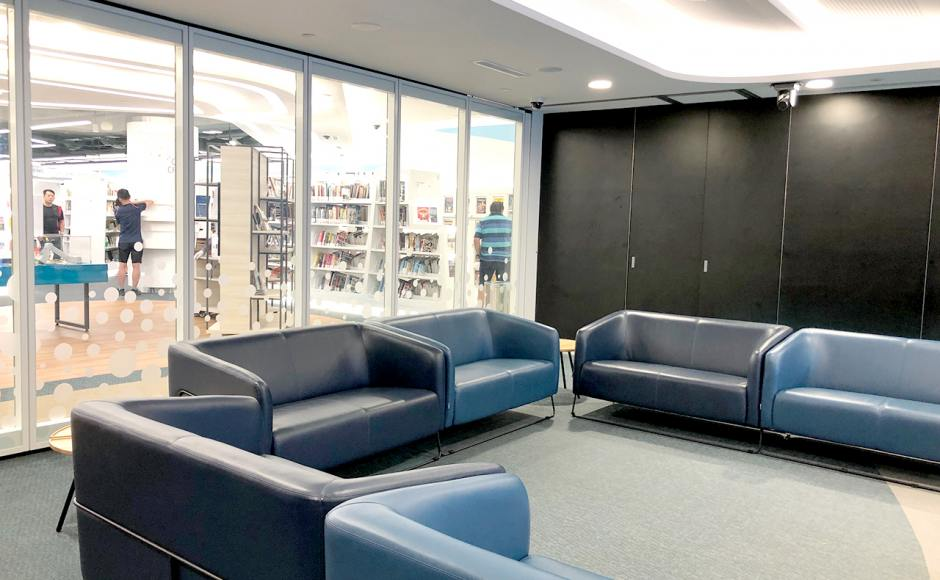 National Library | Product Seen: [Becca 2–Seater Sofa]