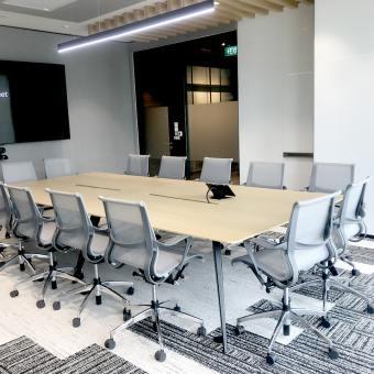 Kensington Midback Office Chair Comfort Design Furniture