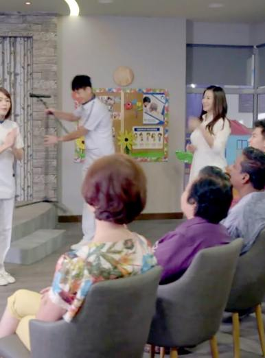 Old Is Gold 老友万岁- Channel 8, MediaCorp
