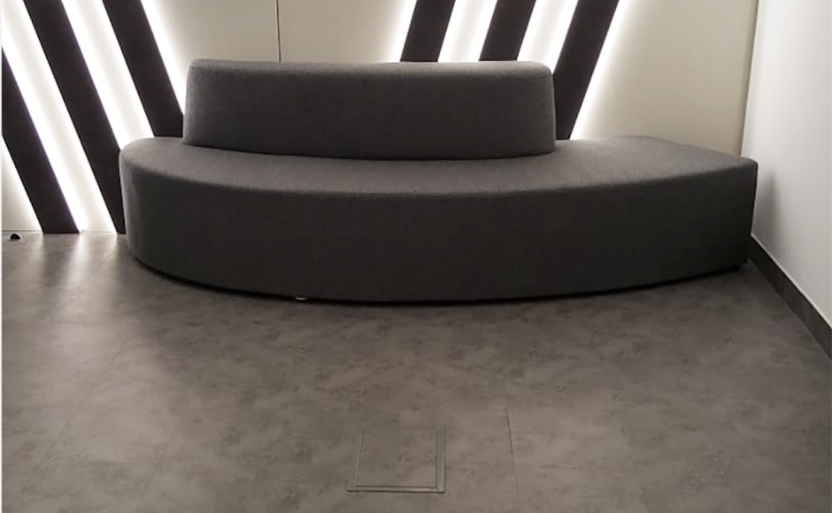 Propnex Realty Pte Ltd - HDB Hub | Product Seen: [Wave Modular Sofa – Right]