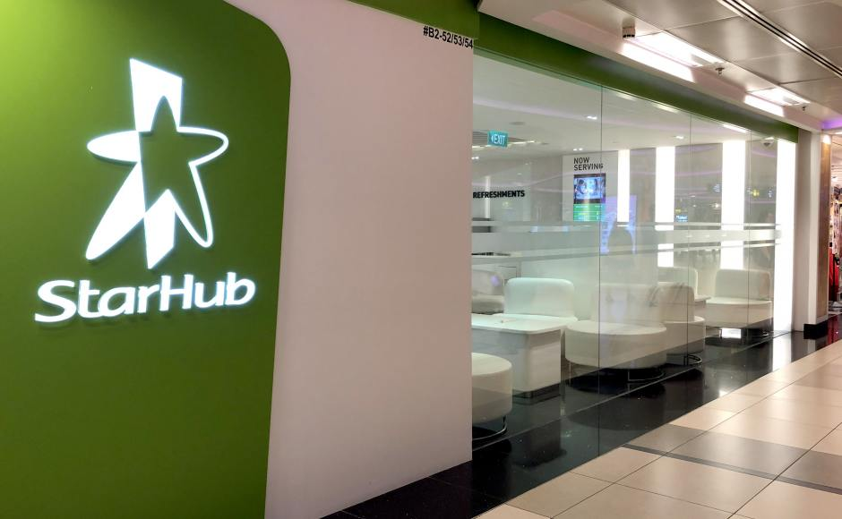 Starhub - Terminal 3, Changi Airport | Product Seen: [Yin Modular Sofa]