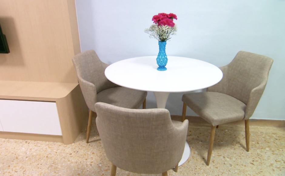 A Gift for Mum S2 - Episode 6 (Channel 8)  | Product Seen:  [Corine Armchair & Megan Dining Table – Dia900]