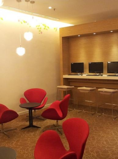 Changi Airport Terminal 1 – Staff Lounge