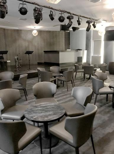 The Chevrons SAF Club – Lounge