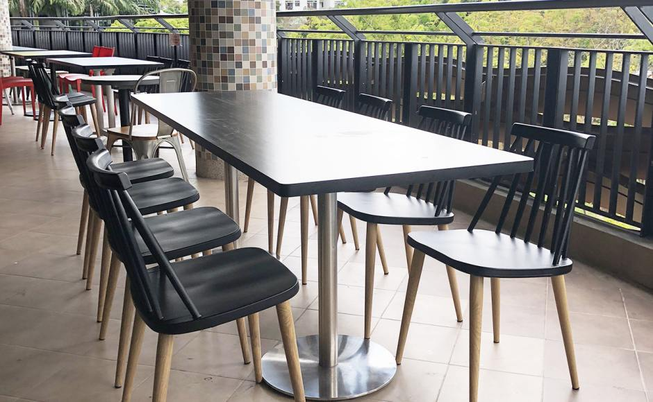 NTUC Foodfare - Pasir Ris Central Hawker | Product Seen: [Choyu Chair]