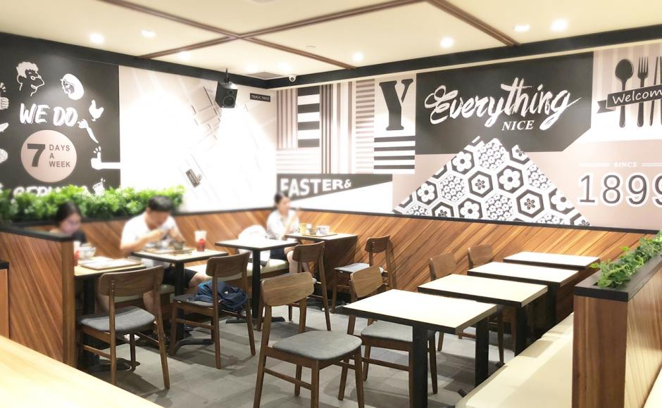 Yoshinoya - Bugis Junction | Product Seen: [Ottawa Chair]
