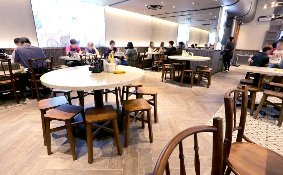 Song Fa Bak Kut Teh - Jewel Changi Airport | Product Seen: [Kopitiam – Wenge Chair, Tang Stool – Square & Filo Table Base - V2]