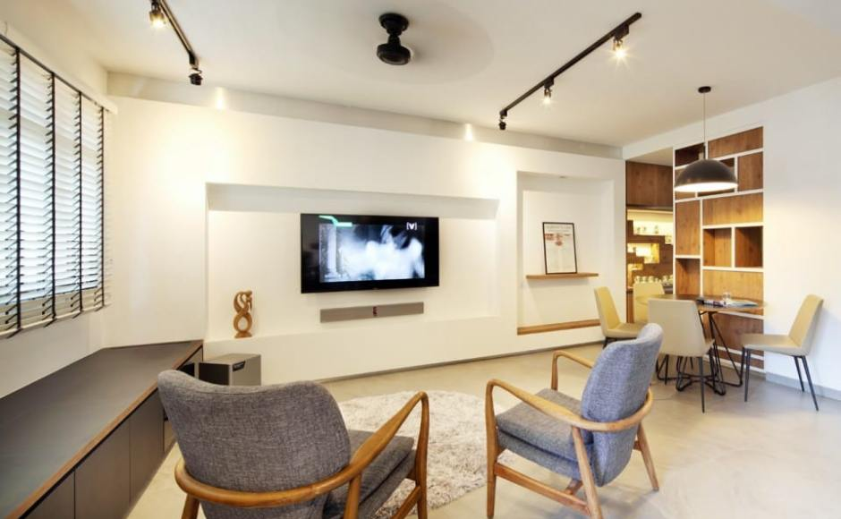 Apartment - Jalan Membina | Product Seen: [Citizen Chair & Emma 1–Seater Sofa] Photo courtesy by The Scientist Pte Ltd