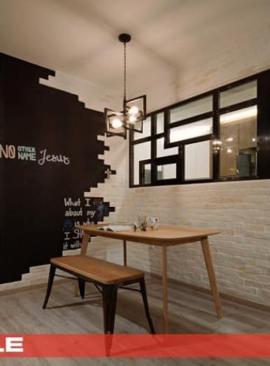 HDB 5 Room By De Style Interior