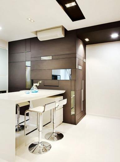 RiverParc Apartment by AD. I. WRKS PTE LTD