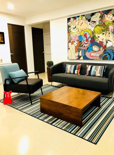 Apartment – Barry (Tampines)