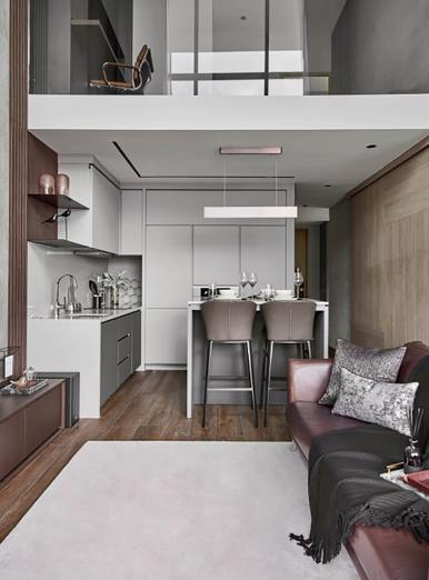 Contemporary Apartment