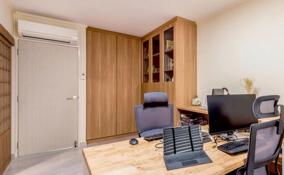@stephanieloi Residence - Product Seen: [Astrid Highback Office Chair]