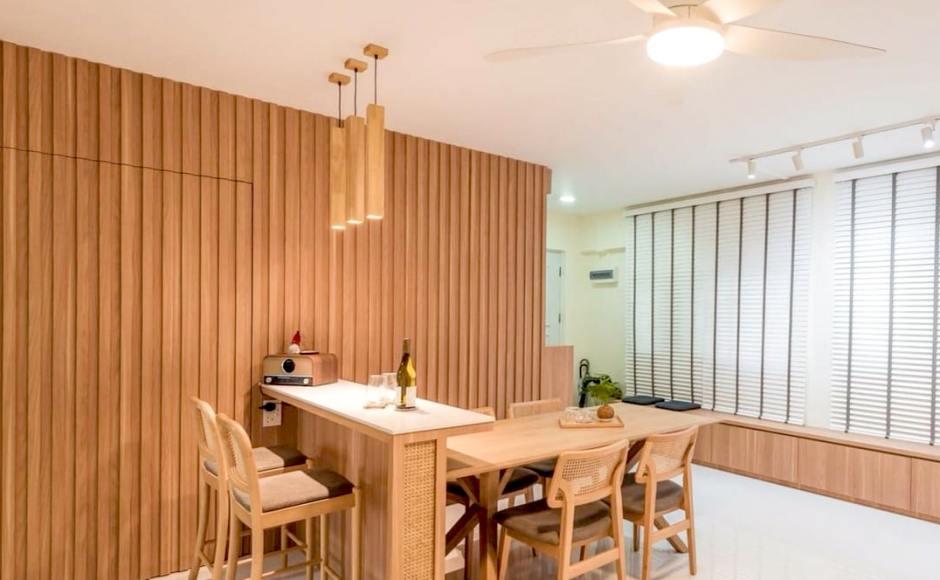 @stephanieloi Residence - Product Seen: [Kloop Rattan Barchair – SH650 & Jago Rattan Chair - V2]
