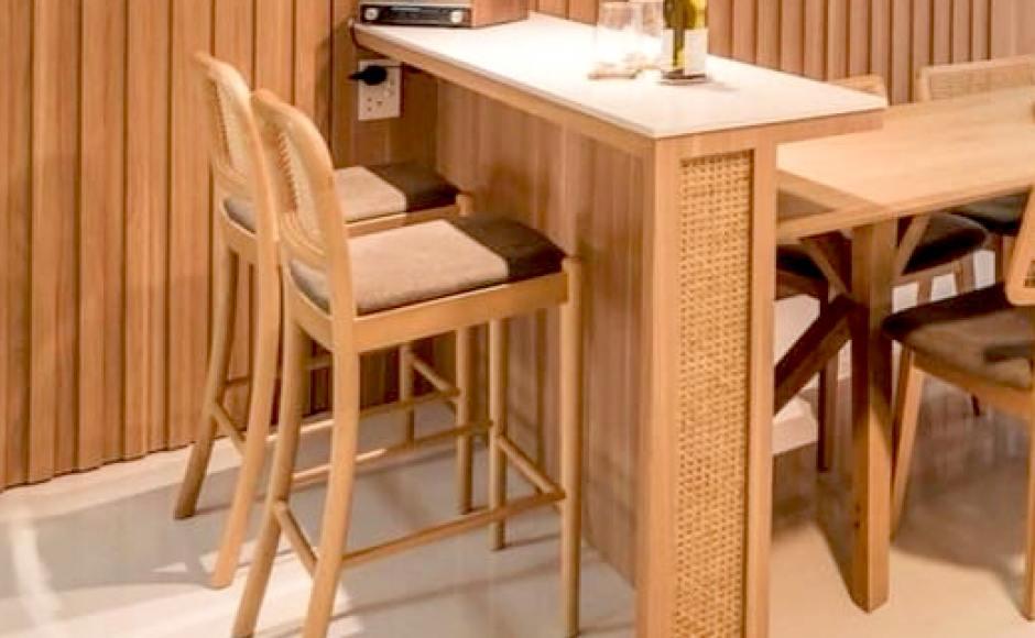 @stephanieloi Residence - Product Seen: [Kloop Rattan Barchair – SH650]