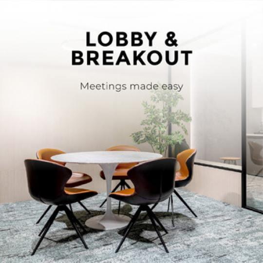 Lobby & Break Out