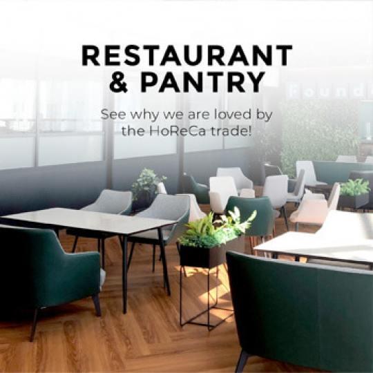 Restaurant & Pantry