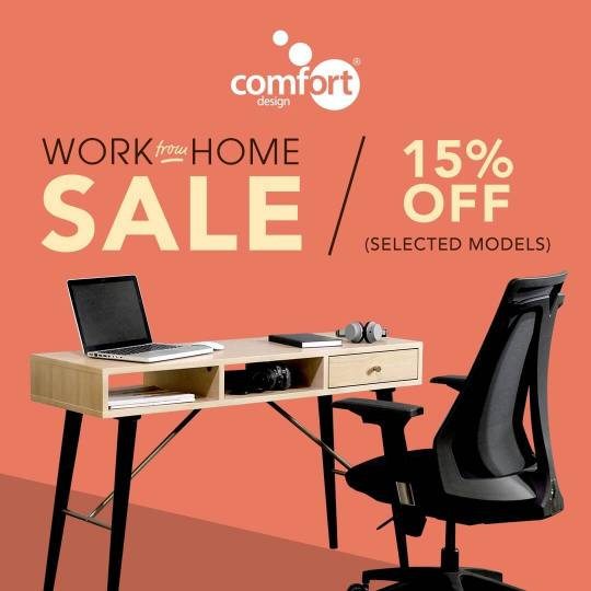 #Workfromhome Sale