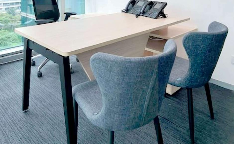 AIA Alexandra Road  | Product Seen: [Justin Side Chair]