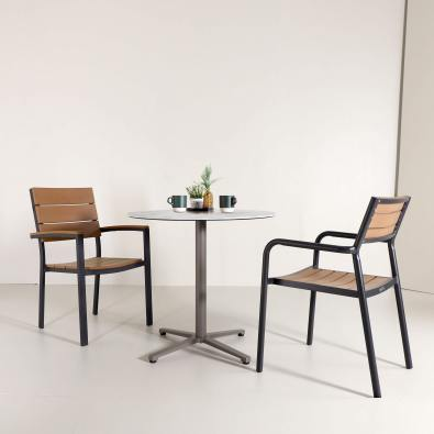 Voss x Grit Non-foldable Dining Table – Rd800