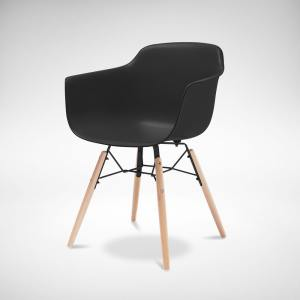 Abang – Wood Arm Chair