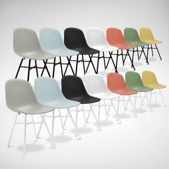 Adik – Steel Side Chair
