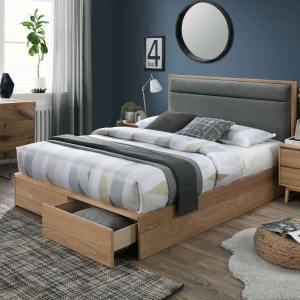 Amita Bed Frame - Queen