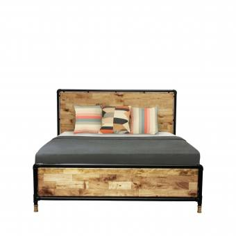 Pipe Bed Frame – Queen