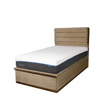Ascot Bed Frame with Headboard