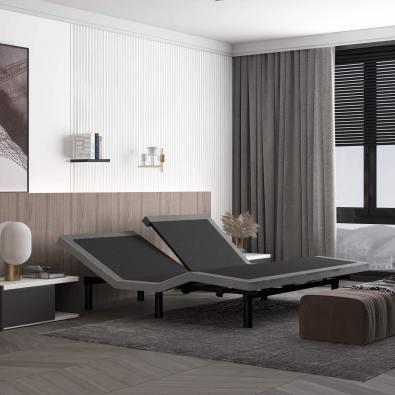 Benita Adjustable Bed Frame – King