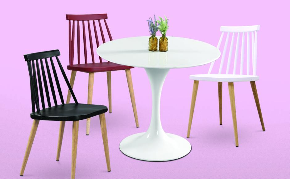 [Choyu Chair & Megan Dining Table]