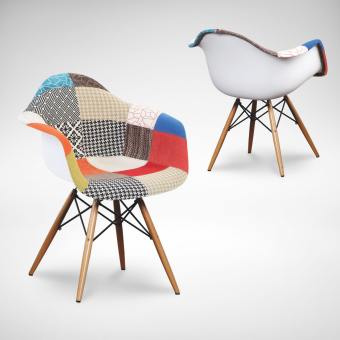 Gum – Patch + Tower Arm chair