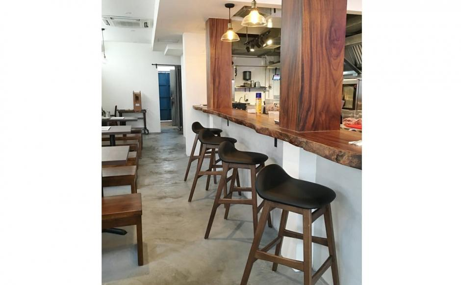South Union Park - Jalan Kembangan | Products Seen: [Jazz Barstool – SH750]<br />