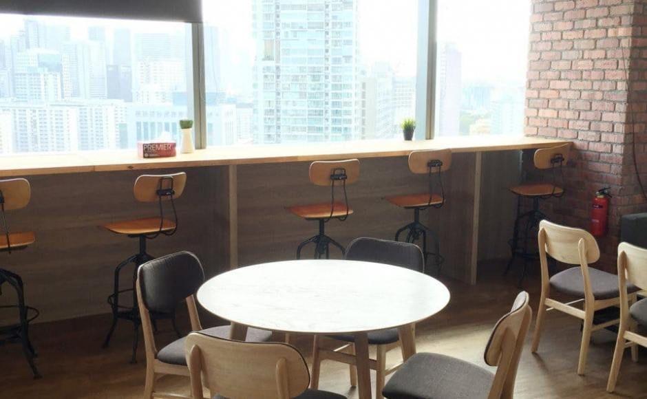 Heinemann Asia Pacific Pte Ltd - 2 Havelock Road | Products Seen: [Duxton Chair &amp; Adolf Barchair]<br />