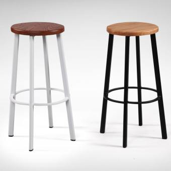 Toyo Barstool – Wood + Epoxy