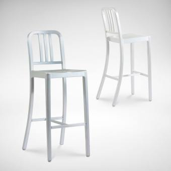 Native Barchair Aluminium