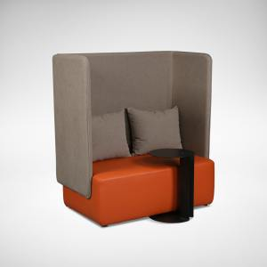 Knight 2–Seater Sofa - Highback