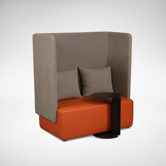 Knight 2–Seater Sofa