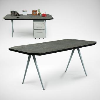 Laminate Top + Garang Table Base - W1800