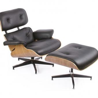 Eames Lounge Set (replica)