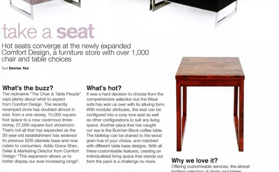 Square Rooms Magazine – January 2012 Issue<br />