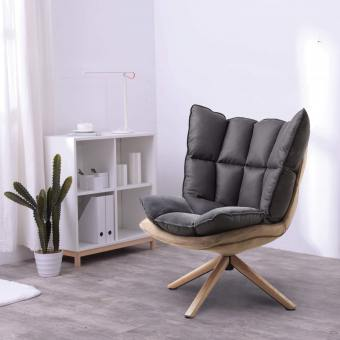 Ivy Lounger Midback - Wood