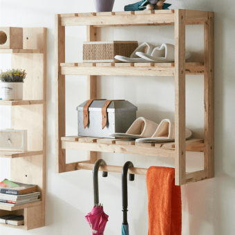 Subway Shelves / Shoe Rack