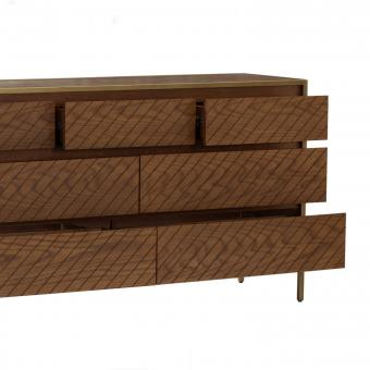 Tyson Chest of Drawers - Short