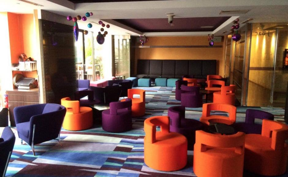 M Hotel - 305 Tanjong Katong Road | Products seen: [Aspire Sofa - 1-Seater, Private Sofa - Midback & Lola Coffee Table]<br />
