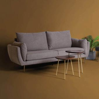Ginette 3-Seater Sofa